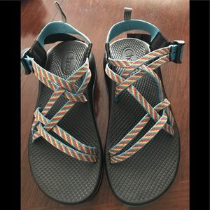 Rainbow CHACOS SANDALS